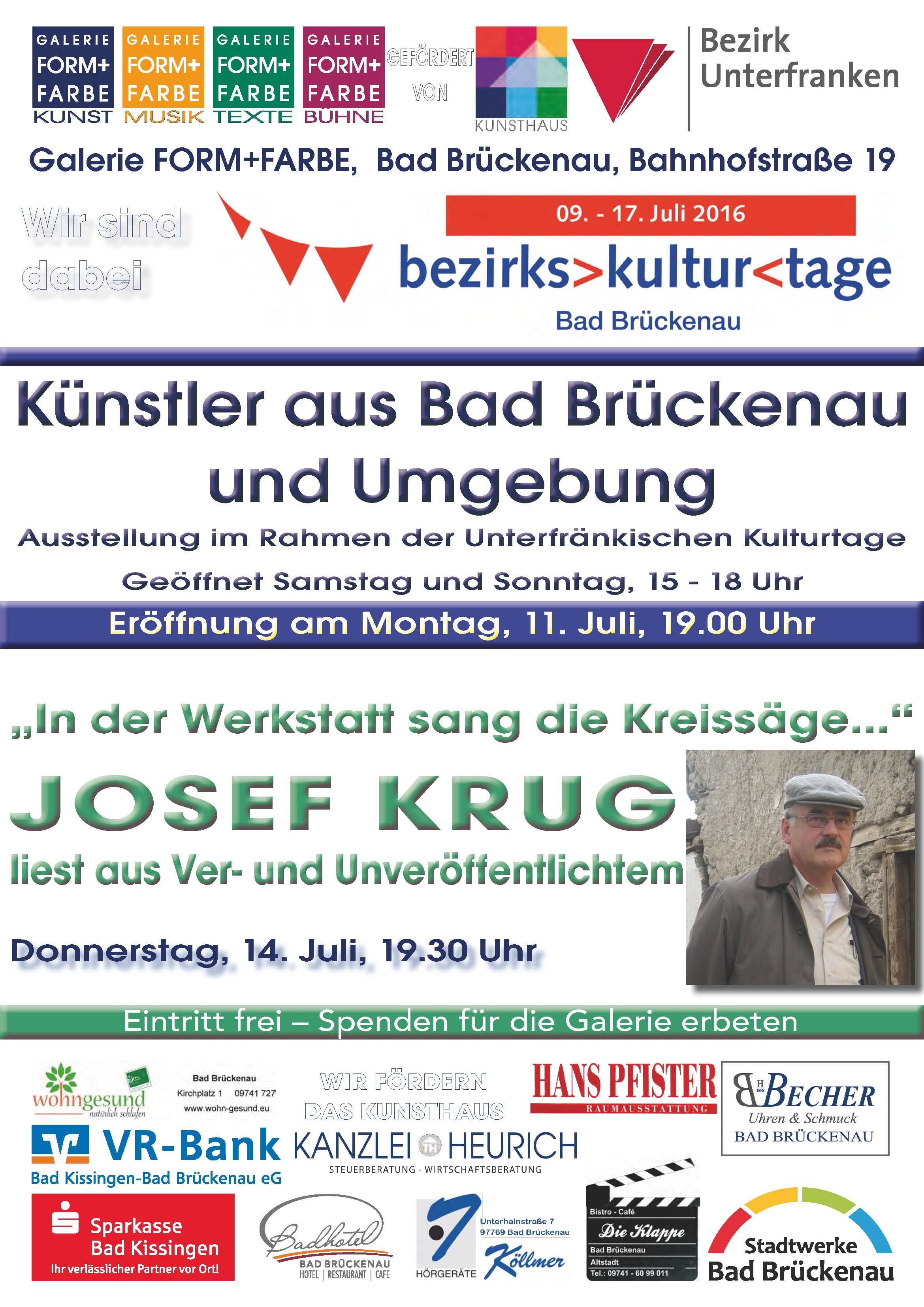 Plakat Kulturtage_1